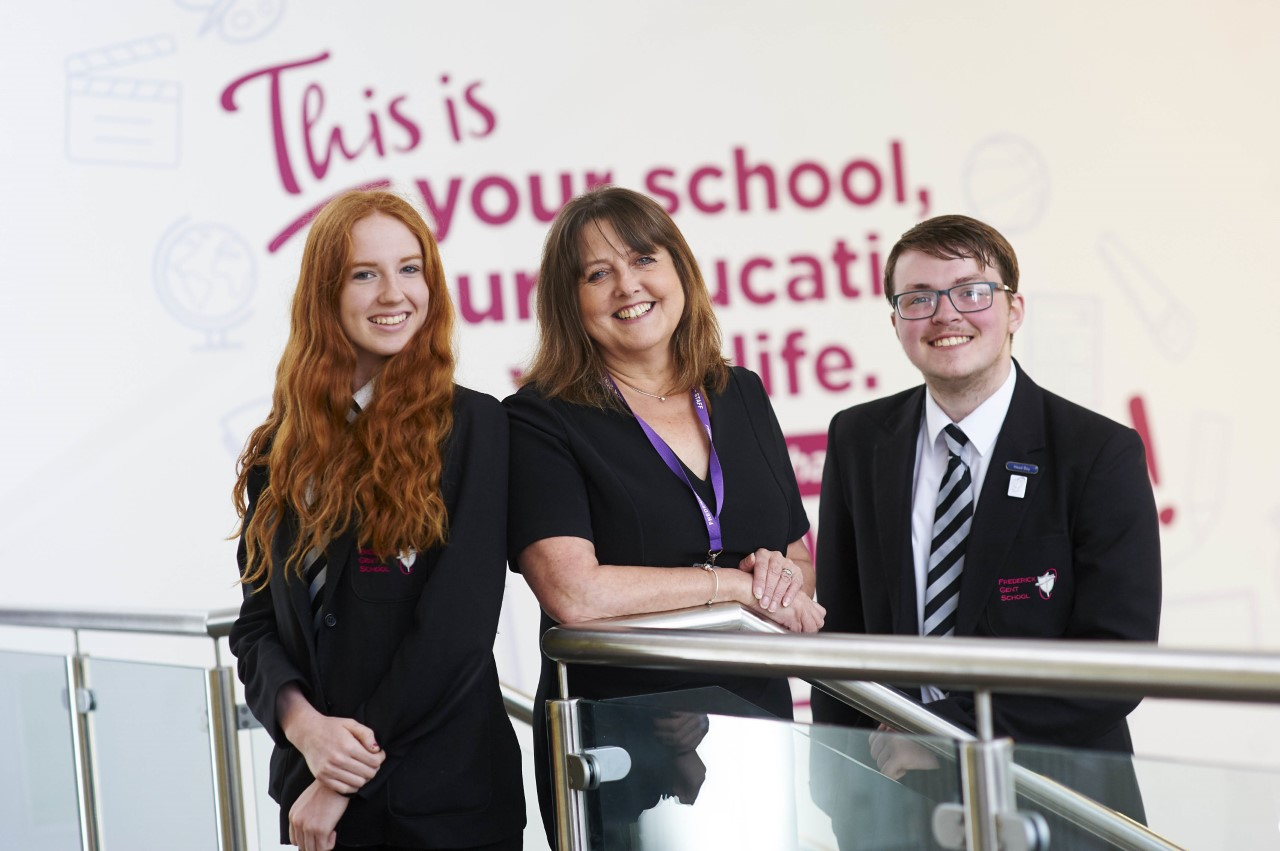 Frederick Gent School joins the Two Counties Trust